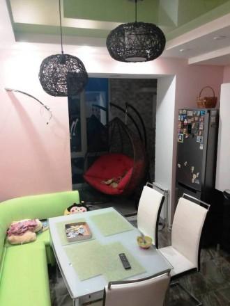 Новый Жилой Комплекс! Квартира с отличным и современным ремонтом.  По площади 74. Юбилейное, Днепропетровская область. фото 8