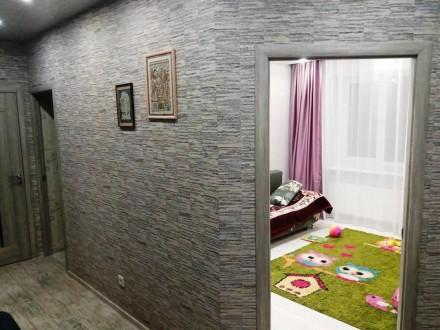 Новый Жилой Комплекс! Квартира с отличным и современным ремонтом.  По площади 74. Юбилейное, Днепропетровская область. фото 2
