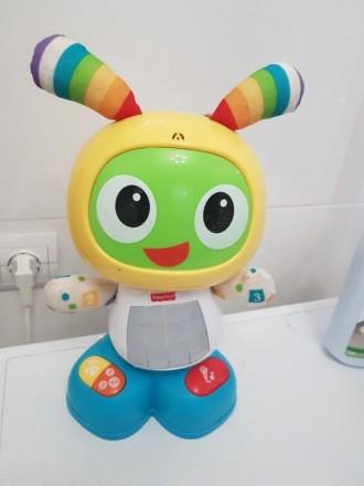 Интерактивный робот Fisher-Price БиБо. Вараш (Кузнецовск). фото 1