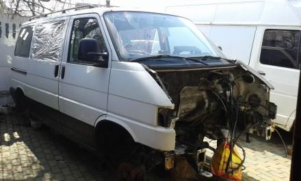 """продам кузов """" поляк """" фольксваген т4 1995 гв. в хорошeм состоянии. Изяслав, Хмельницкая область. фото 3"""