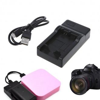 USB зарядное устройство для SONY NP-FW50 (NEX, Sony A7 и т.п.). Киев. фото 1