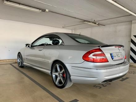 Продаю свой Mercedes CLK W209 в AMG пакете (бамперы, пороги, диски, спойлер) и т. Киев, Киевская область. фото 7