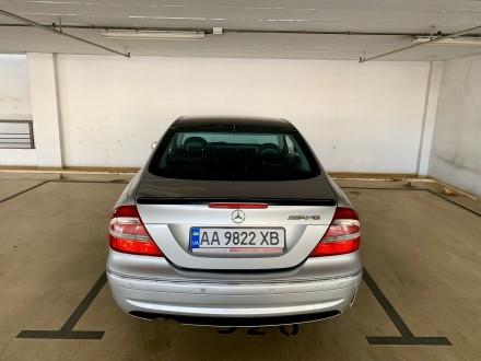 Продаю свой Mercedes CLK W209 в AMG пакете (бамперы, пороги, диски, спойлер) и т. Киев, Киевская область. фото 4