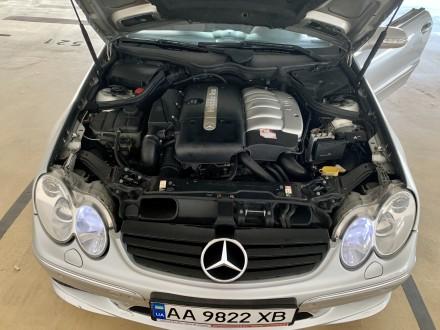 Продаю свой Mercedes CLK W209 в AMG пакете (бамперы, пороги, диски, спойлер) и т. Киев, Киевская область. фото 9
