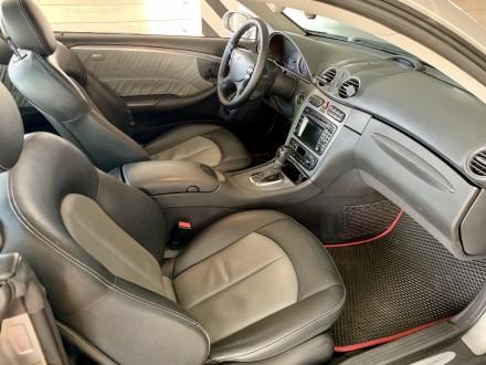 Продаю свой Mercedes CLK W209 в AMG пакете (бамперы, пороги, диски, спойлер) и т. Киев, Киевская область. фото 12