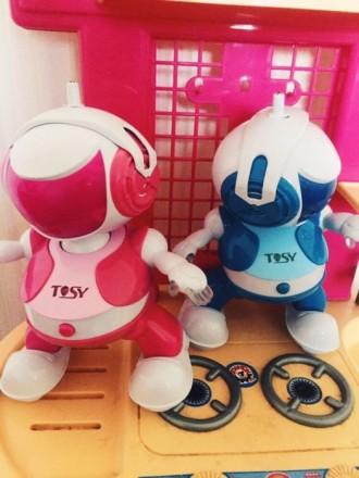 Интерактивные роботы TOSY Robotics Discorobo. Черновцы. фото 1