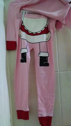 Нова піжама Carters для дівчинки стане чудовим подарунком до Новорічних  свят. . Львов d7a06fa54a26a