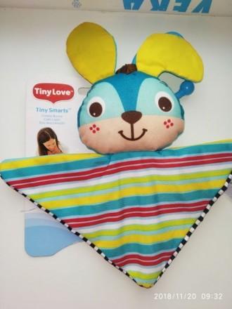 0+Tiny love подвеска платочек