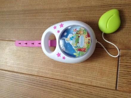 Музыкальная подвеска Cotoons, игрушка на кроватку. Дергачи. фото 1