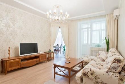 Апартаменты у моря Luxury sea view 93,7 кв. м. Тропа здоровья в 5 минутах ходьбы. Одесса. фото 1