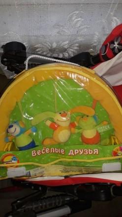 Дуга на коляску,кресло mommy love. Николаев. фото 1