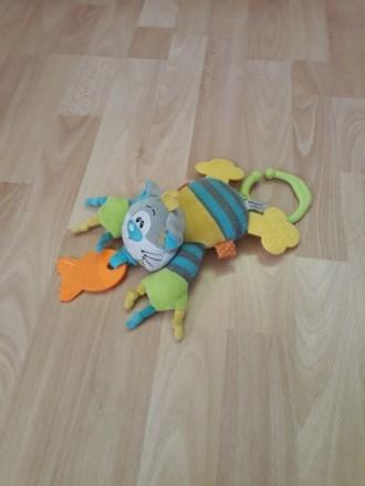 Подвеска підвіска babyono игрушка на коляску кроватку. Винница. фото 1