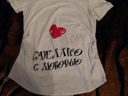 Продам футболки для кормящих и беременных. Одесса. фото 1