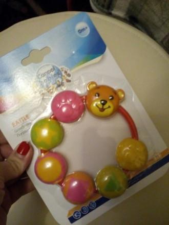 Погремушки, іграшки для немовлят, дітей. Луцк. фото 1