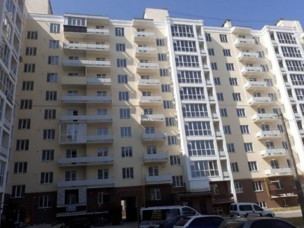 Продам 1 комнатную квартиру в новом сданном доме с  автономным отоплением. Чернигов. фото 1