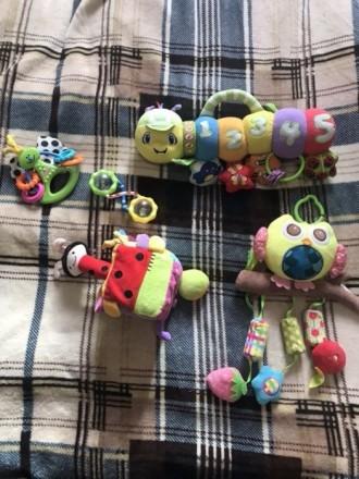 Продам игрушки,погремушки. Харьков. фото 1