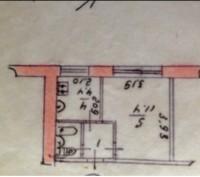 Продам квартиру в кирпичном доме с ремонтом  по ул.Рокоссовского. Чернигов. фото 1