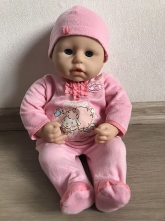 Интерактивная кукла Baby Annabell. Днепр. фото 1