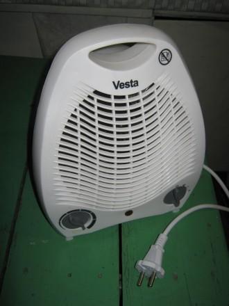 Тепловентилятор в прекрасном рабочем состоянии... Режимы работы : вентиляция бе. Лубны, Полтавская область. фото 2