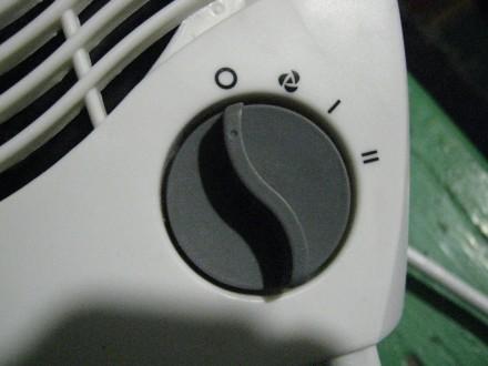 Тепловентилятор в прекрасном рабочем состоянии... Режимы работы : вентиляция бе. Лубны, Полтавская область. фото 6