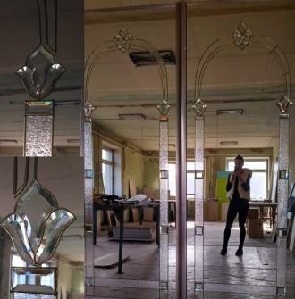 Зеркала с фацетами.. Чернигов. фото 1