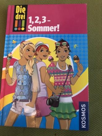 Книги на немецком языке. Лучшие истории для детей изучающих немецкий язык. Сумы. фото 1