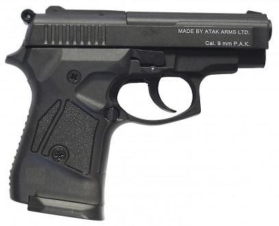 Продам стартовый пистолет Stalker 914 Black (MBP) Stalker 914 Black Тип оружия. Киев, Киевская область. фото 3