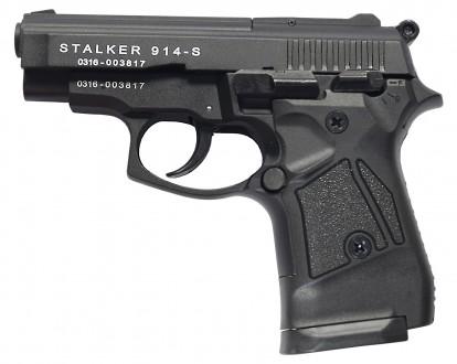 Продам стартовый пистолет Stalker 914 Black (MBP) Stalker 914 Black Тип оружия. Киев, Киевская область. фото 4
