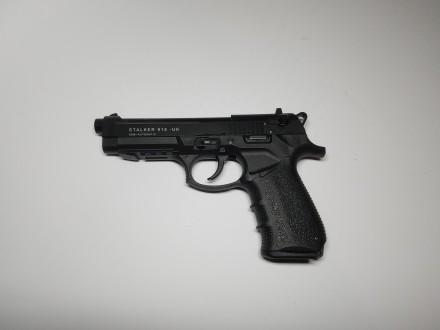 Продам стартовый пистолет Stalker 918 (Zoraki)   Тип оружия – стартовое. Кали. Киев, Киевская область. фото 3