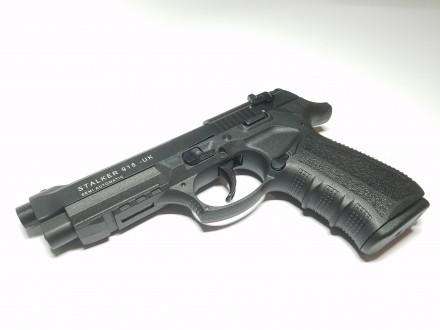 Продам стартовый пистолет Stalker 918 (Zoraki)   Тип оружия – стартовое. Кали. Киев, Киевская область. фото 6