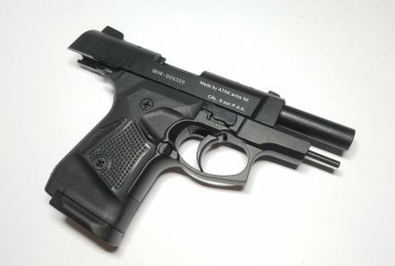 Продам стартовый пистолет Stalker 2914 Black (MBP) Розница, ОПТОМ Второе покол. Киев, Киевская область. фото 7