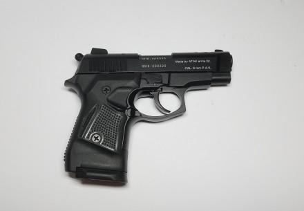 Продам стартовый пистолет Stalker 2914 Black (MBP) Розница, ОПТОМ Второе покол. Киев, Киевская область. фото 5