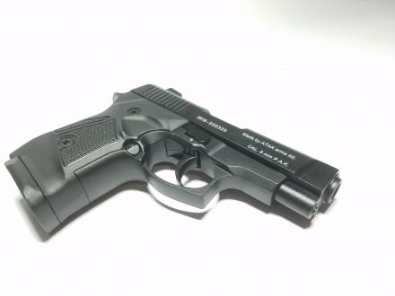 Продам стартовый пистолет Stalker 2914 Black (MBP) Розница, ОПТОМ Второе покол. Киев, Киевская область. фото 6