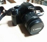 Canon eos 1100d, камера, фотоапарат, дзеркалка, відеокамера. Ровно. фото 1