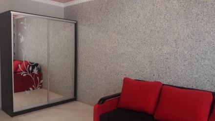 Здається квартира з євроремонтом, автономне опалення, площа 41 м2, вікна пластик. Счастливое, Ровно, Ровненская область. фото 12