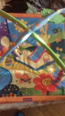 Детский Развивающий коврик. Киев. фото 1