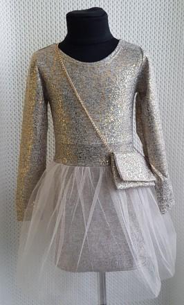 Платье для праздника. Размер 98-104;110-116. Львов. фото 1