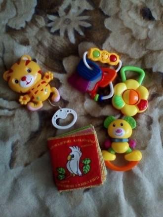 Игрушки и погремушки. Харьков. фото 1