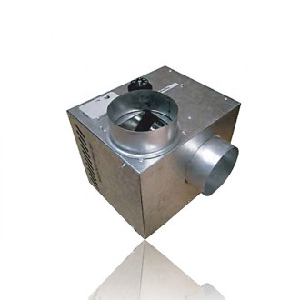 Высокотемпературный вентилятор Soler Palau CHEMINAIR 600. Харьков. фото 1
