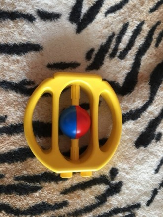 Lego duplo,погремушка. Ковель. фото 1