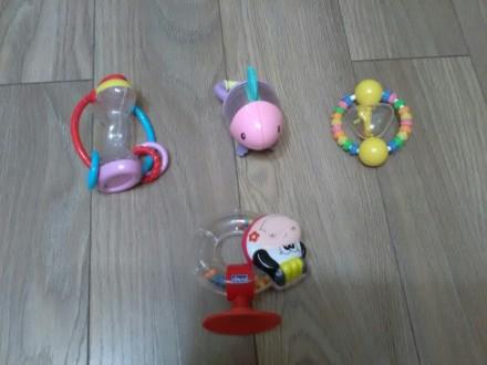 Погремушки игрушки. Кривой Рог. фото 1