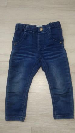 Джинсы брюки на девочку 1 года. Чернигов. фото 1