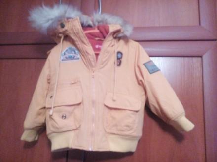 Курточка на девочку. Цена-250грн.. Бердичев. фото 1