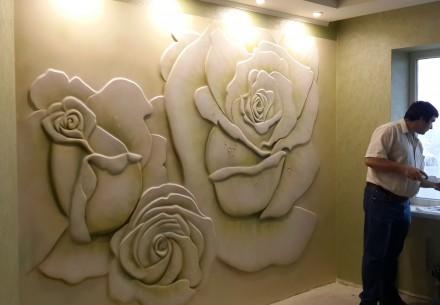Декоративная, Художественная лепка.. Чернигов. фото 1