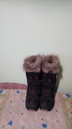Зимові жіночі чоботи. Львов. фото 1