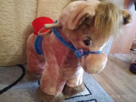 Продам лошадку-качалку. Луганск. фото 1