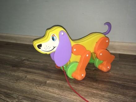 Іграшка игрушка каталка. Борзна. фото 1