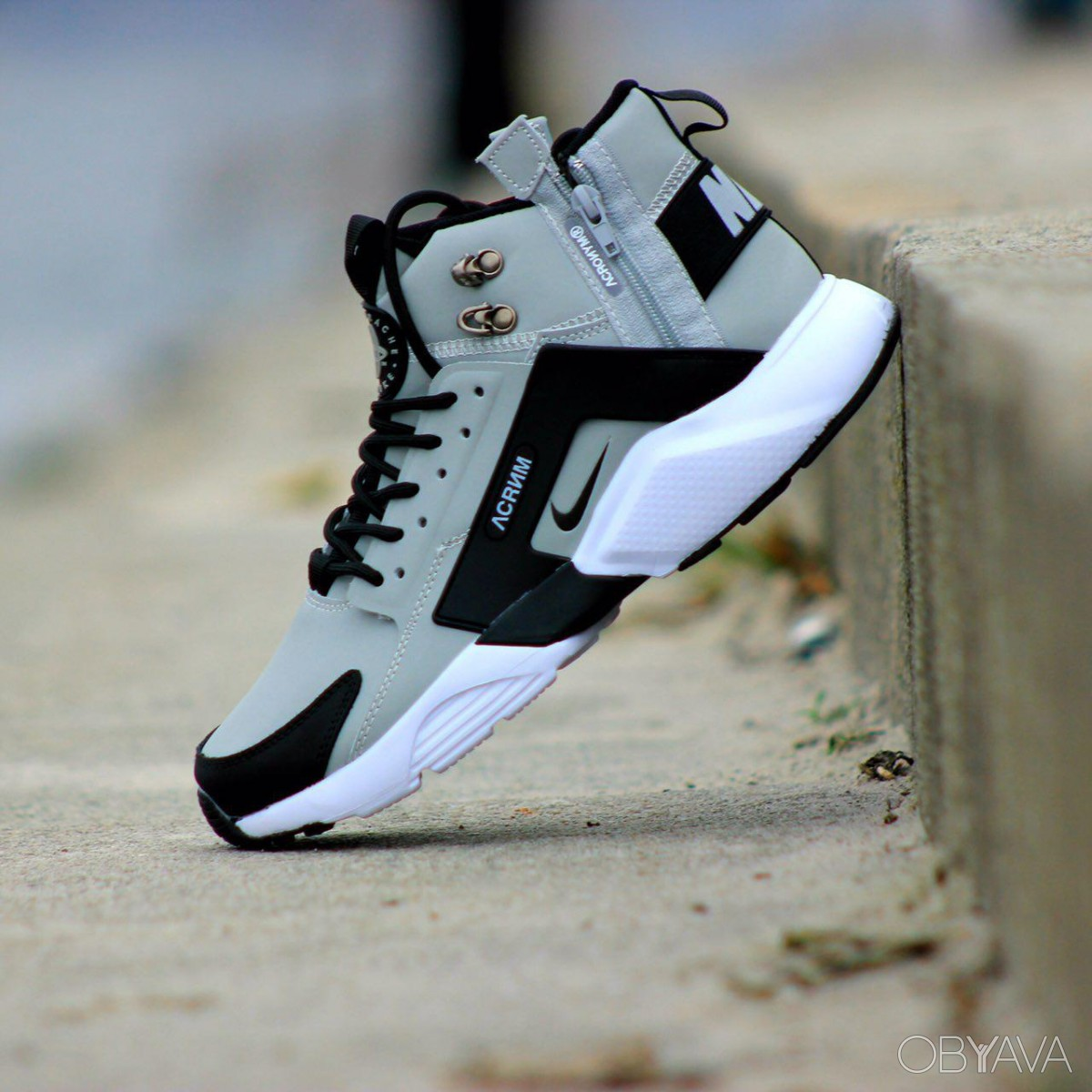 new style 035a1 91729 ᐈ Кроссовки Nike Huarache Winter Acronym ᐈ Киев 1500 ГРН - OBYAVA.ua™  №2314969