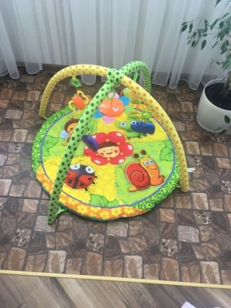 Развивающий коврик. Калиновка. фото 1