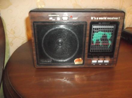 Продам радиоприемник на запчасти. Кривой Рог. фото 1